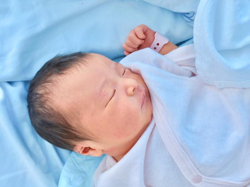 【出産報告】無事に産まれました!《39週3日》