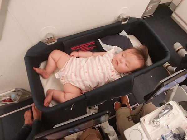 《生後5ヶ月》赤ちゃんと長距離フライト|フィンエアー