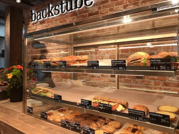 オスロ市内に続々オープン!《安くて美味しいパン屋さん》backstube