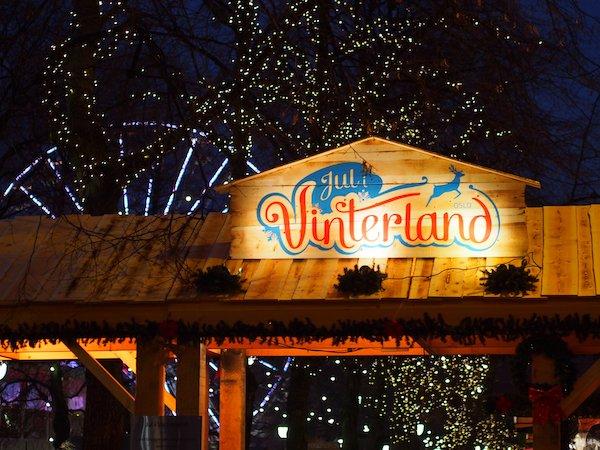 オスロのクリスマスマーケット|Jul i Vinterland