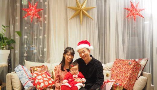 《家族3人》ノルウェー流クリスマス!第一弾{Ribbe}