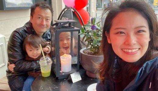 ノルウェー発祥カフェを巡って、シナモンロールの食べ比べしてみた!